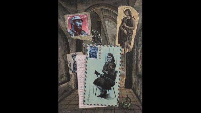 The Unopened Letter, 2014 (George Klauba)