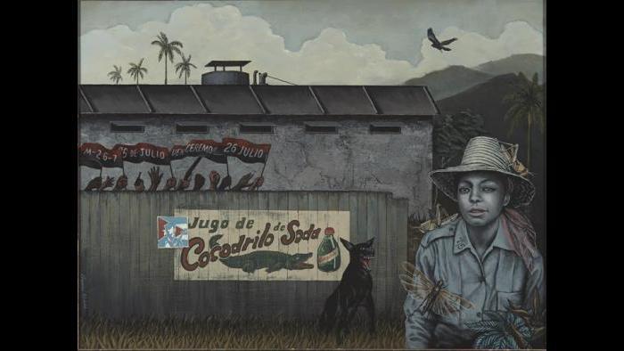 The Soda Pop Factory, 2014 (George Klauba)