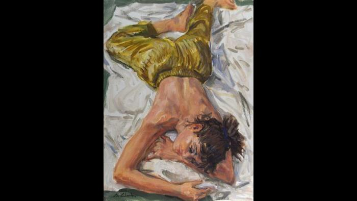 "George C. Clark, ""Fancy Pants"" (Courtesy of George C. Clark)"