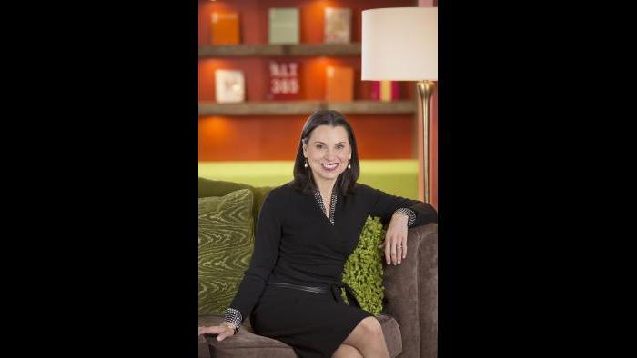 Author Gioia Diliberto