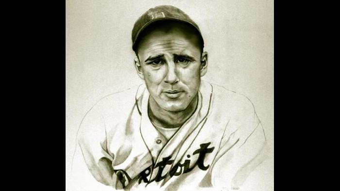 """Hank Greenberg: """"He wasn't the first Jewish player but he was the first Jewish baseball star. Jews rallied around him and he was a particular hero of my father's. He was a ball player during the '20s and '30s when Jews in America still were repressed minorities. Greenberg also embraced Jackie Robinson when he became a ballplayer."""""""