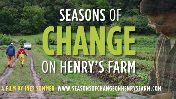 The film's poster. (Seasons of Change on Henry's Farm / Facebook)