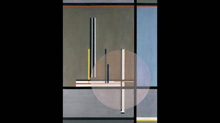 László Moholy-Nagy. LIS, 1922. Kunsthaus Zürich, 1981/6. © 2016 Hattula Moholy-Nagy/VG Bild-Kunst, Bonn/Artists Rights Society (ARS), New York.
