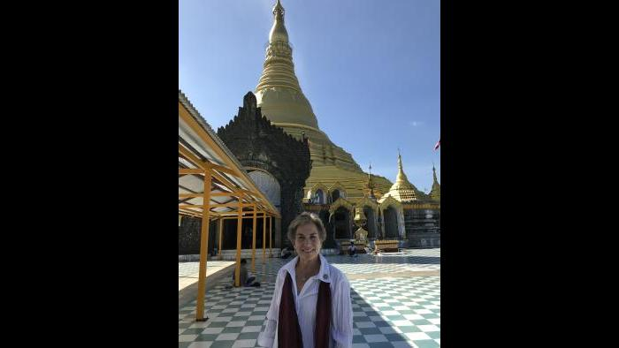 Photos taken in Myanmar and Bangladesh by Congresswoman Jan Schakowsky.