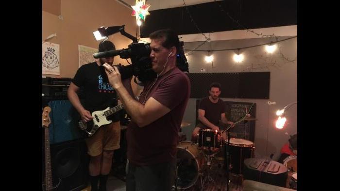 Melkbelly (Marc Vitali / Chicago Tonight)