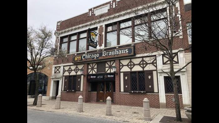 The Chicago Brauhaus in Lincoln Square closed in 2017. (Patty Wetli / WTTW)