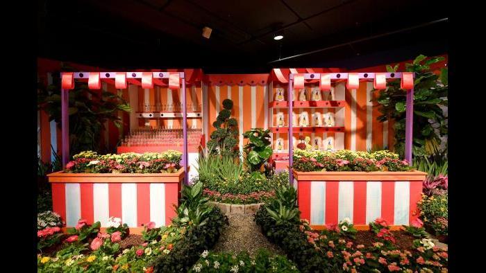 The 2017 Flower Show (Credit: Daniel Boczarski for Macy's)