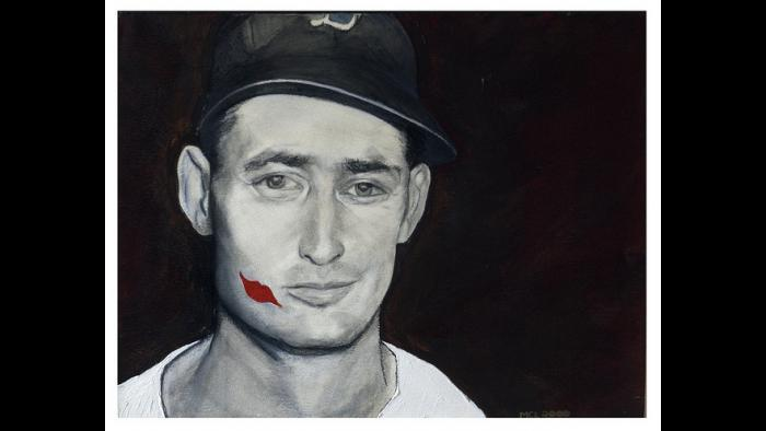 """I Kissed Ted Williams: """"Before I knew that he was really crazy, I thought he was very handsome. I had a crush on him."""""""