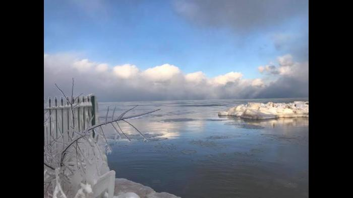 Marion Mahoney Beach in Rogers Park (Submitted by Krys Hansen)