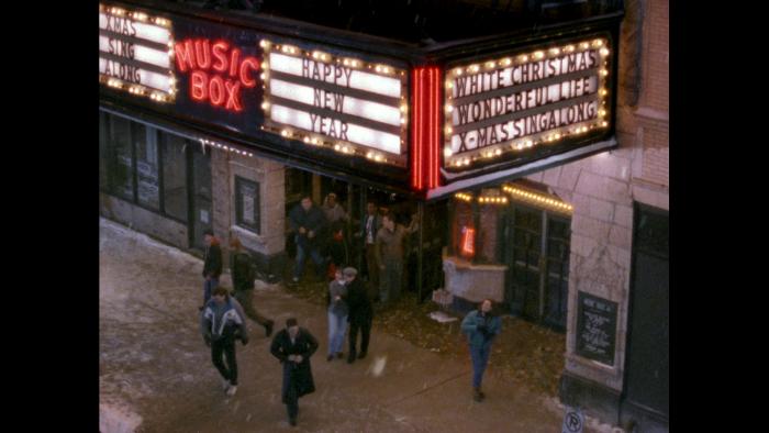 The Music Box Theatre, 1993. (Courtesy of Nitestar Productions)