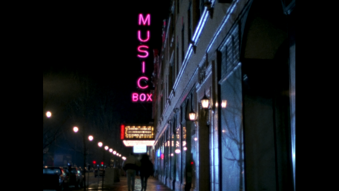 The Music Box Theatre, 1993. (Credit: Jerry Vasilatos / Music Box Theatre)
