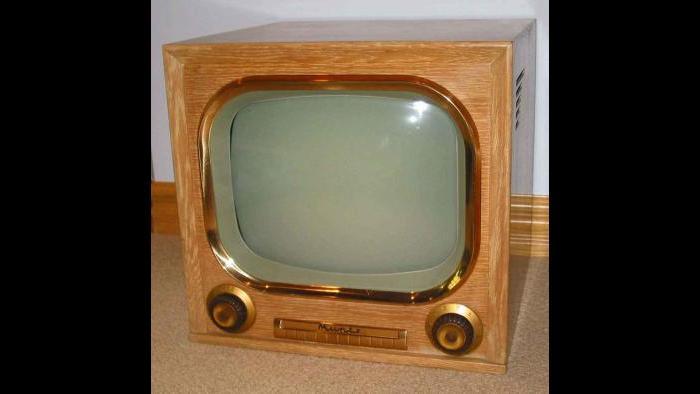 A 1951 Muntz TV