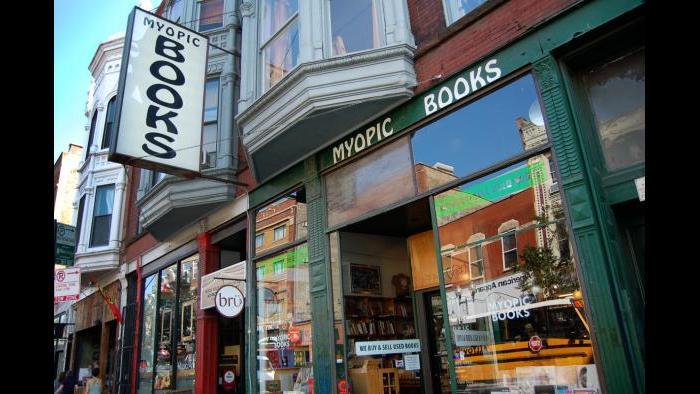 Best Used-Book Store: Myopic Books
