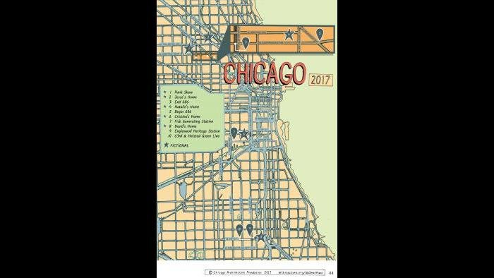 (Courtesy of the Chicago Architecture Foundation)