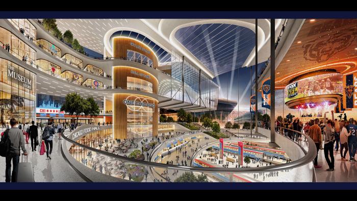 (One Central rendering courtesy of Landmark Development)