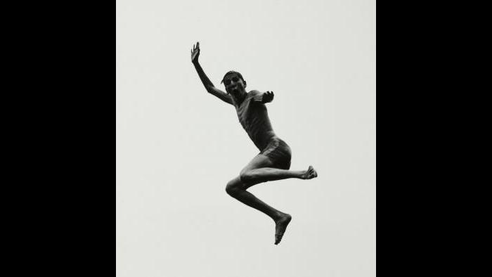 Aaron Siskind. Pleasures and Terrors of Levitation 57 1956, 1956. (The Art Institute of Chicago, Gift of Richard L. Menschel)