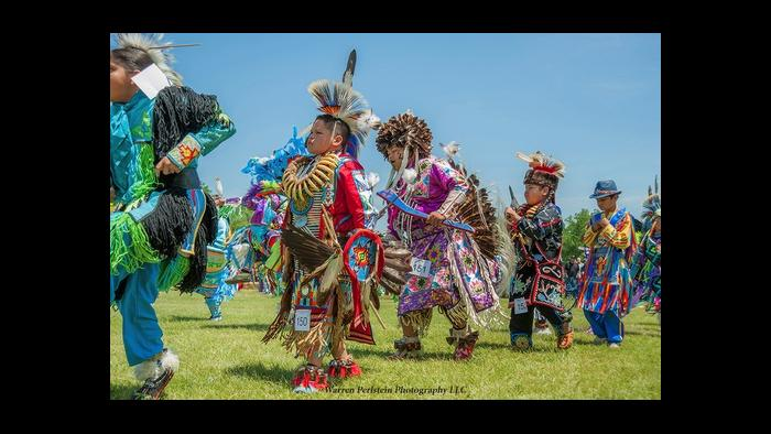 The 62nd Annual Chicago Powwow. (Courtesy American Indian Center of Chicago)