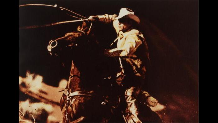Richard Prince. Untitled (cowboy), 1987. (Courtesy of the Art Institute of Chicago, Gift of Edlis/Neeson Collection)