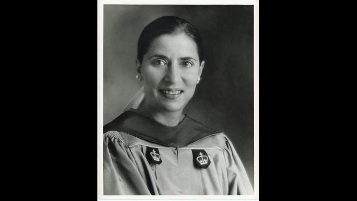 Ruth Bader Ginsburg (Courtesy of Jim Ginsburg)