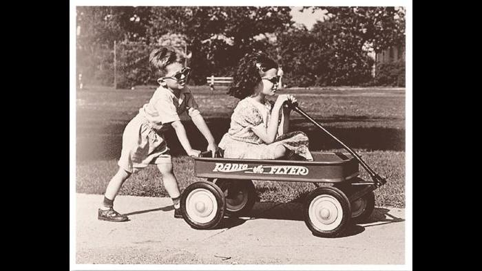 (Courtesy of Radio Flyer)