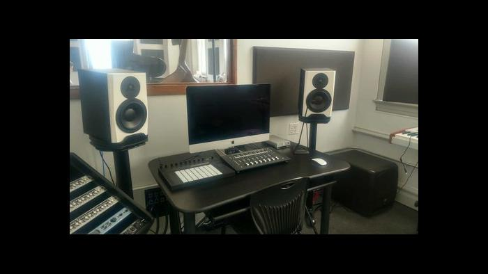 New studio (Courtesy of The Chicago Academy for the Arts)