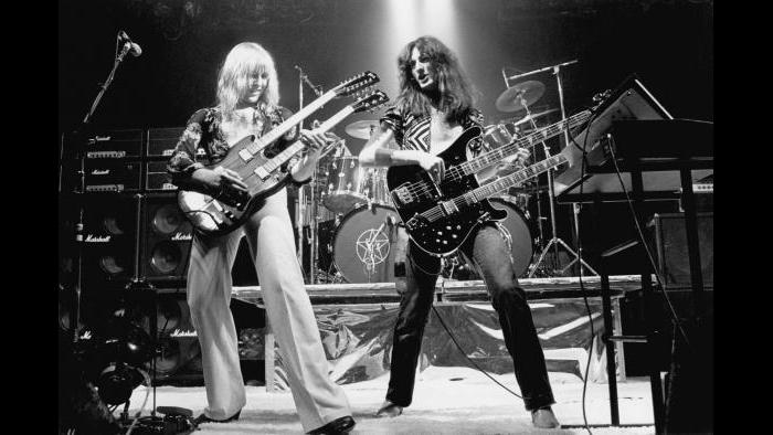 Rush (Photo by Fin Costello / Redferns / Getty Images)
