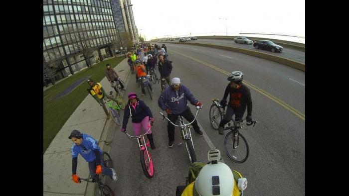 Photo courtesy of Slow Roll Chicago