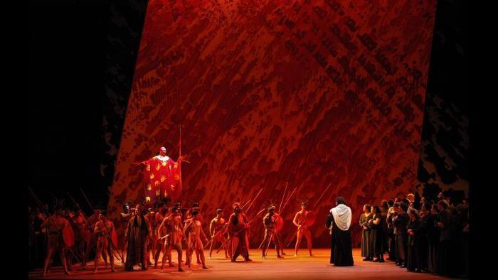"""Samson and Dalila"" (Marty Sohl / Metropolitan Opera)"
