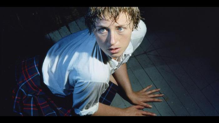 Cindy Sherman. Untitled #92. 1981. (Courtesy of the Art Institute of Chicago, Gift of Edlis/Neeson Collection)