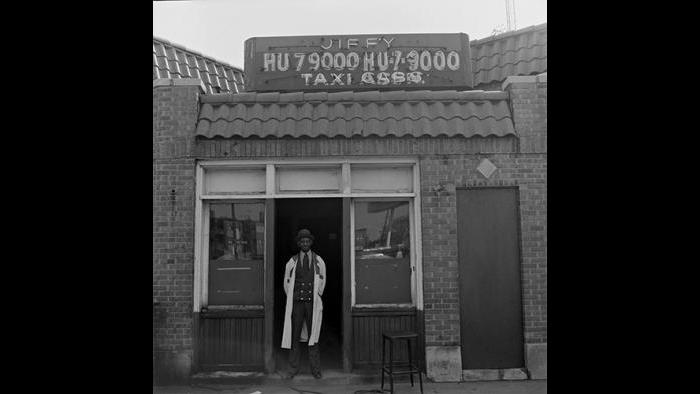 Shop Owner, Pullman 1978/79 (David Gremp)