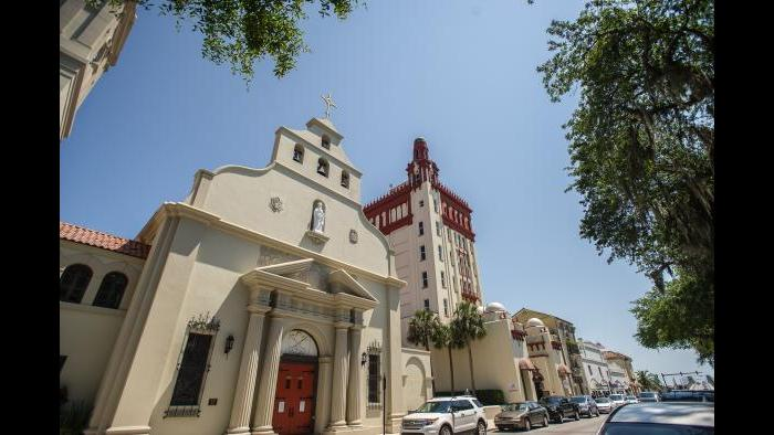 St. Augustine, Fla., is the oldest town in America.
