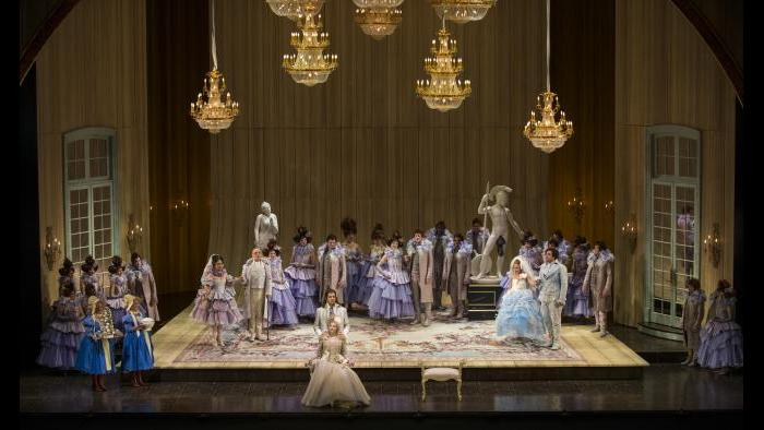 """The Marriage of Figaro"" (Michael Brosilow / Lyric Opera of Chicago)"