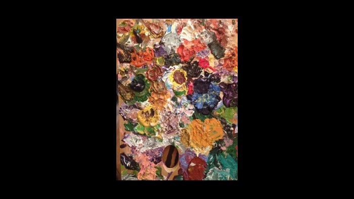 Tom O'Gorman palette