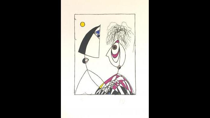 """Kurt Vonnegut, """"Tralfamadorian"""""""