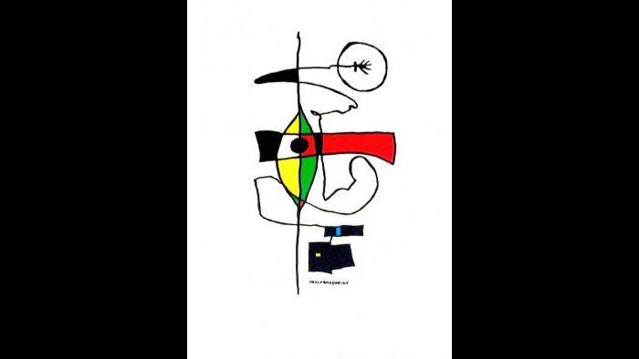 "Kurt Vonnegut, ""Tralfamadorian Polychrome"""