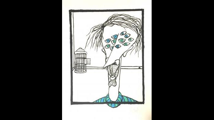 """Kurt Vonnegut, """"Trout in Cahoes"""""""