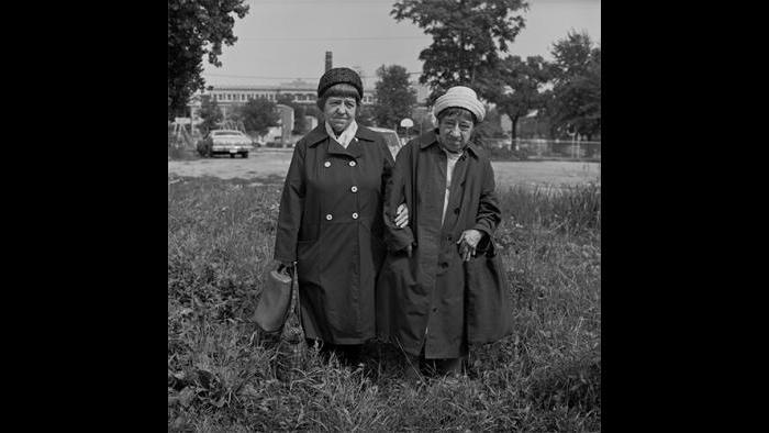 Two Sisters, 1978/79 (David Gremp)