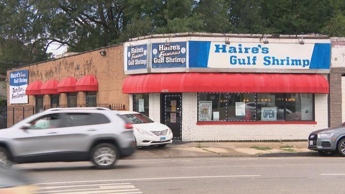 Haire's Gulf Shrimp (WTTW News)