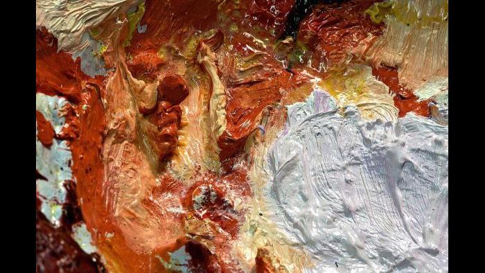 Vera Klement palette