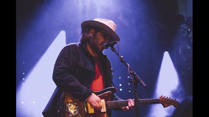 Wilco performs at Pitchfork in 2015. (Matt Lief Anderson / Pitchfork)