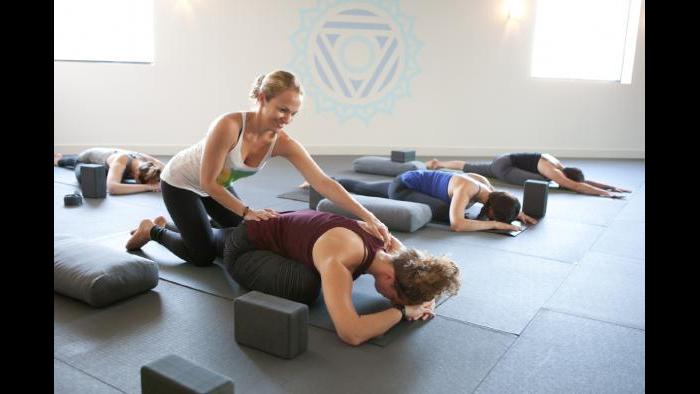 Best Yoga Studio: Yoga Six