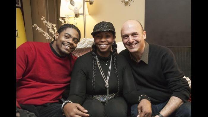 Antonio, Juanita and Jay (Ruben Cantu Media)