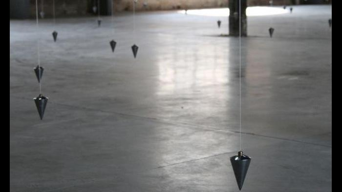 """""""Nowhere and Everywhere at the Same Time,"""" 2013, William Forsythe"""