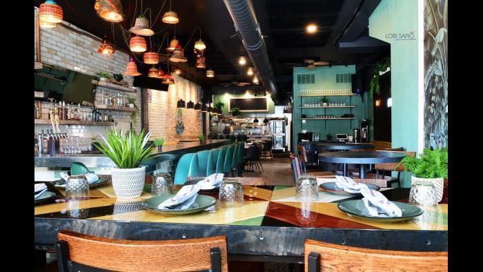 Amaru restaurant (Credit: Lori Sapio / Lori Sapio Photography)