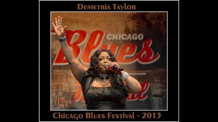Demetria Taylor (Courtesy City of Chicago DCASE)