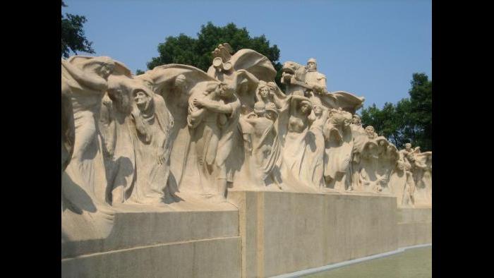 Fountain of Time, 1922 | Lorado Taft |Washington Park