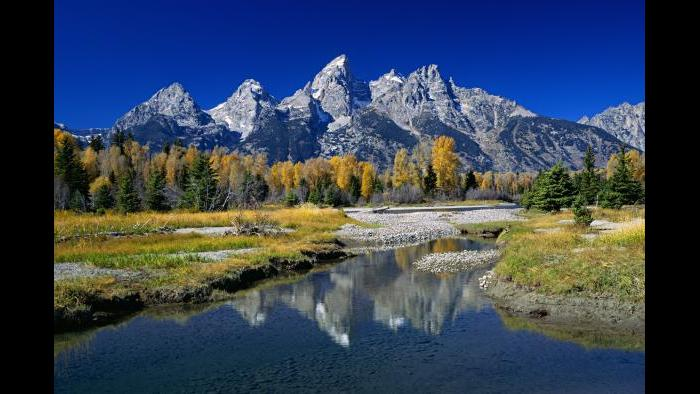 Grand Teton National Park (Courtesy of QT Luong)