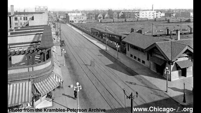 Kimball Avenue, 1915