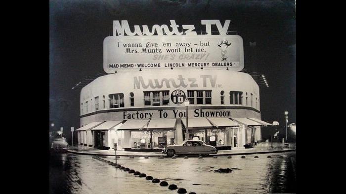The Muntz Showroom