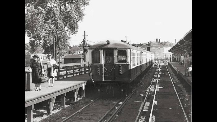 Kimball and Lawrence station, 1962